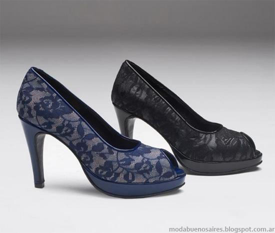 Otoño invierno 2013 zapatos Roberto Piazza