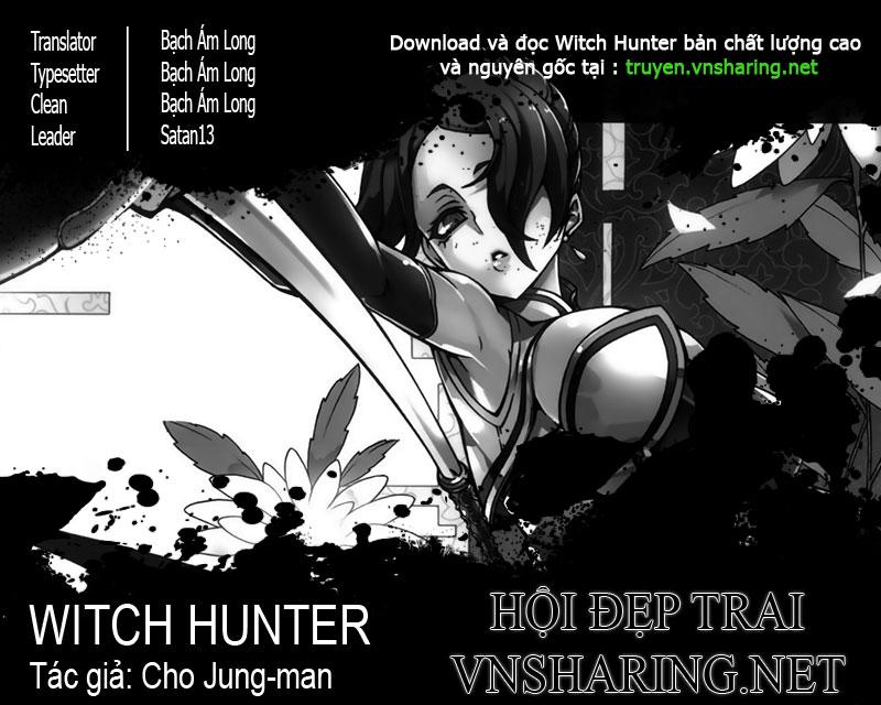 Witch Hunter – Thợ Săn Phù Thủy chap 65 Trang 23 - Mangak.info
