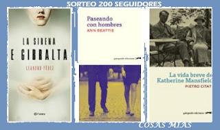 SORTEO 200 SEGUIDORES