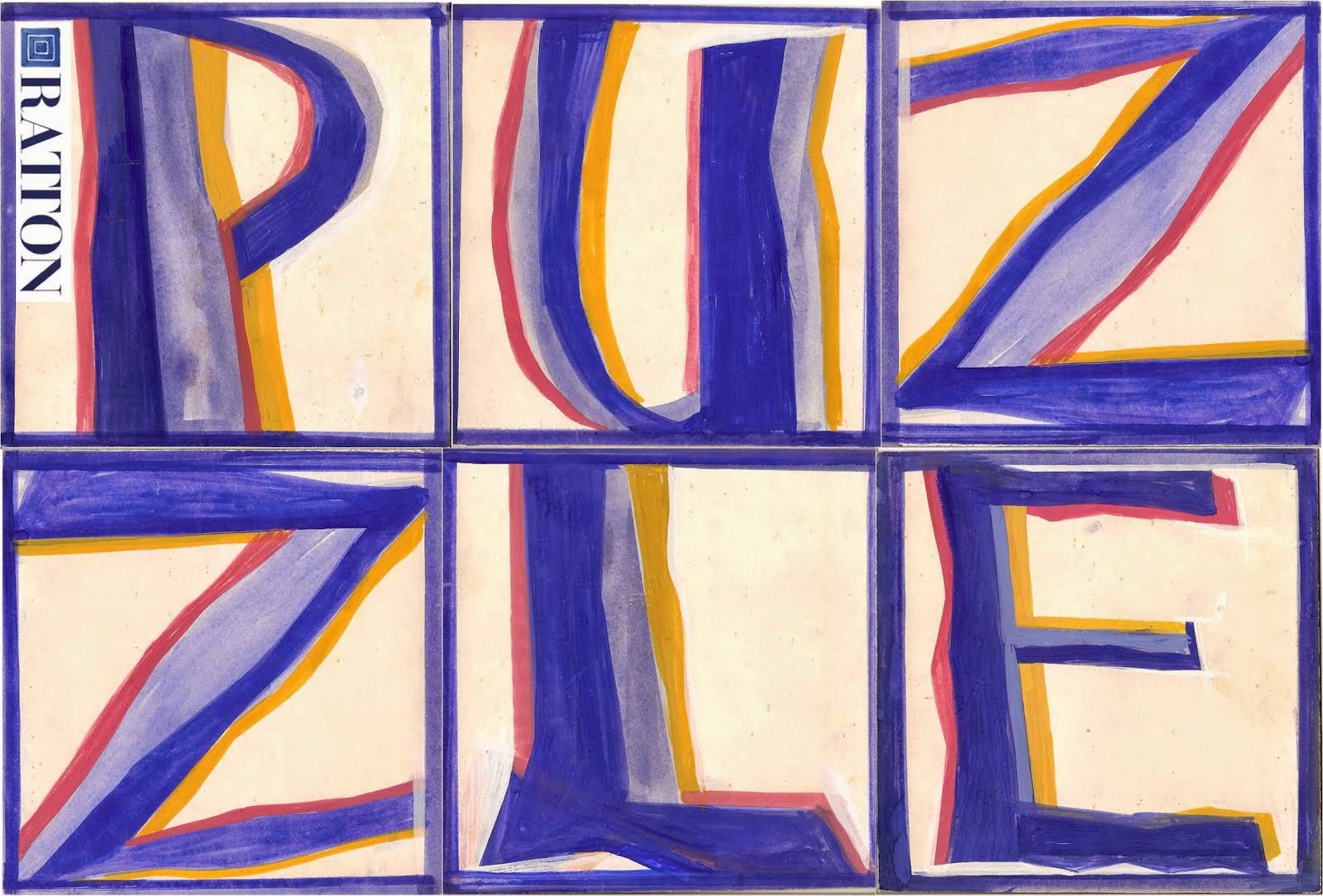 Puzzle 14x14 Setembro 2014
