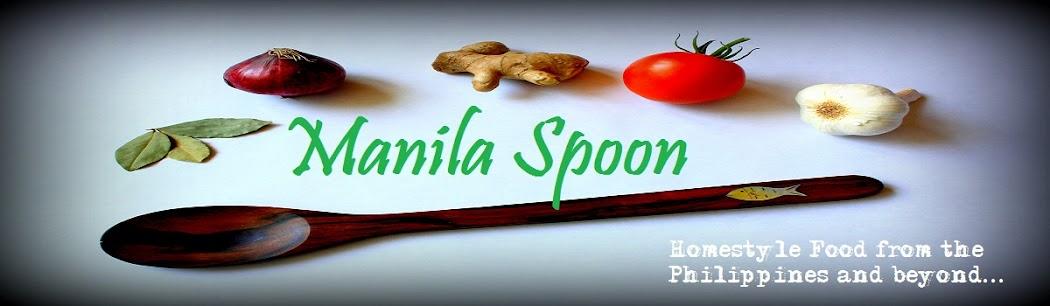 Manila Spoon