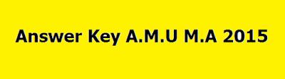AMU-ma-historyentrance-exam-Answer-Key