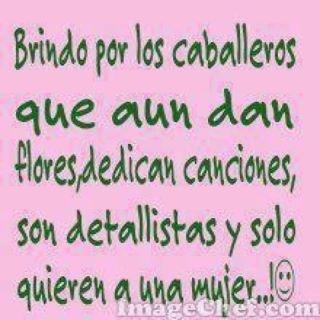 BRINDO...