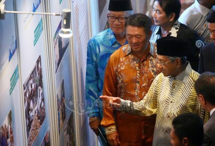 Sayangkan Pemimpin Tegur tegurkan Tun Mahathir