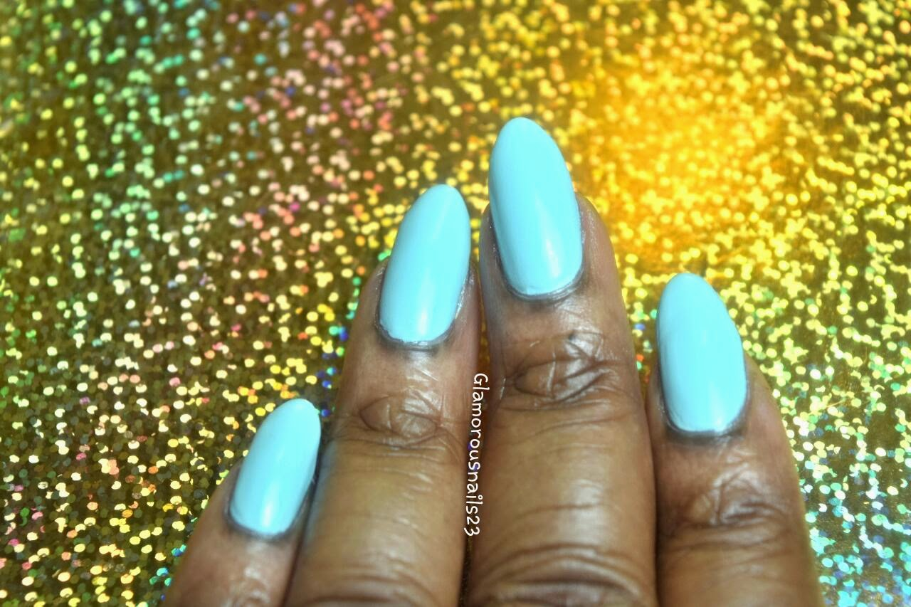 Lillian Swatch; Zoya Delight Collection 2015
