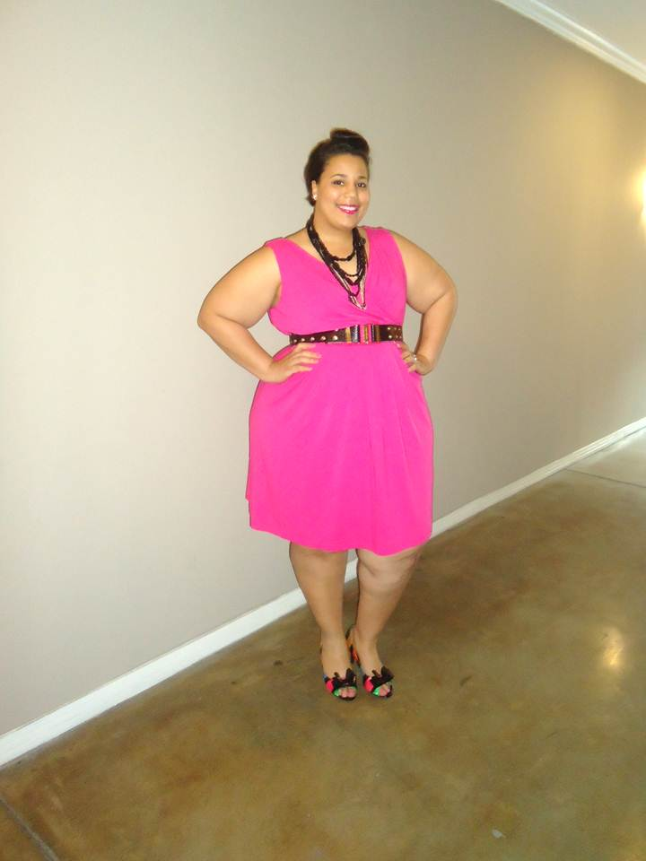 LandsEnd, Plus size blog