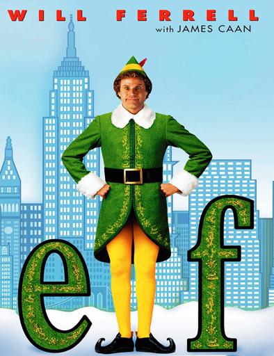 Ver Elf, el duende (2003) Online