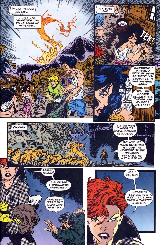 Captain America (1968) Issue #439c #391 - English 15