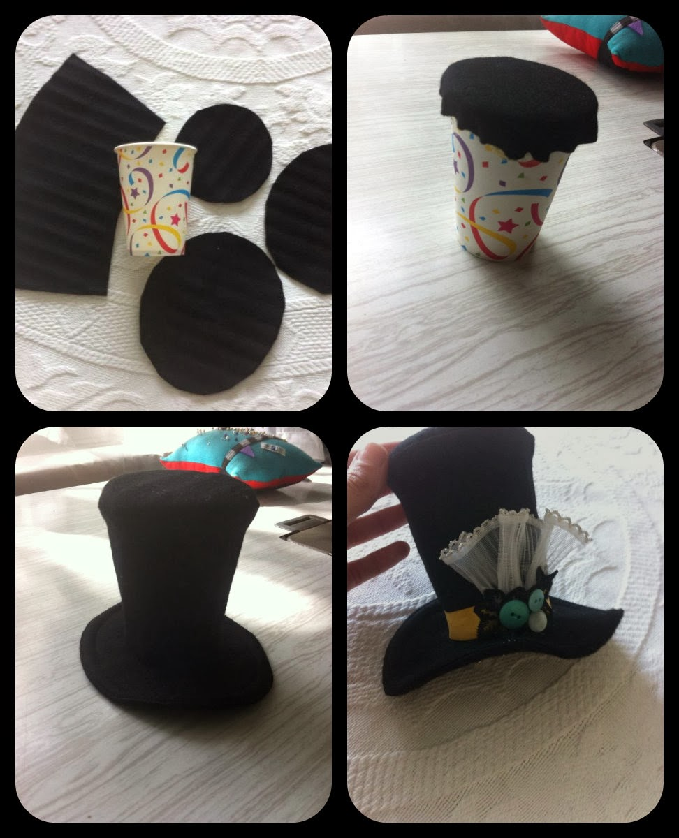 Craft Ideas For Mad Hatter Tea Party