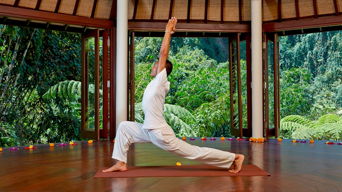 In The Practice of Yoga the Ultimate aim is one of  Self-Development and Self-Realization