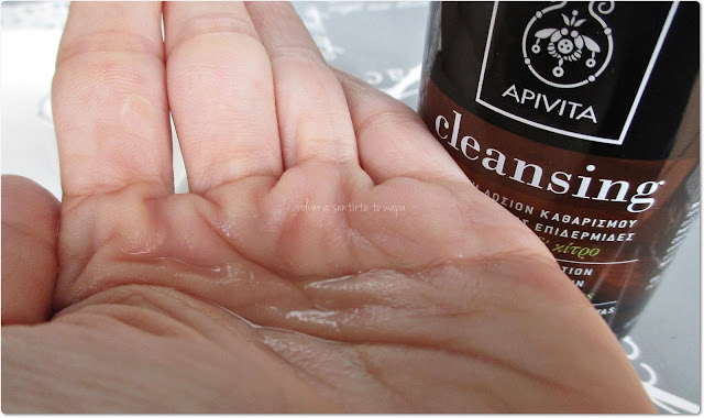 Apivita - Limpiador y Tónico para Pieles Mixtas y Grasas