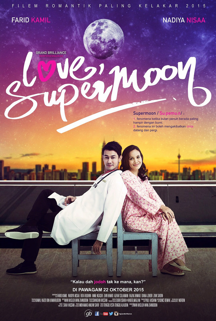 Tonton Love Supermoon Full Movie