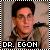 I like Dr. Egon Spengler