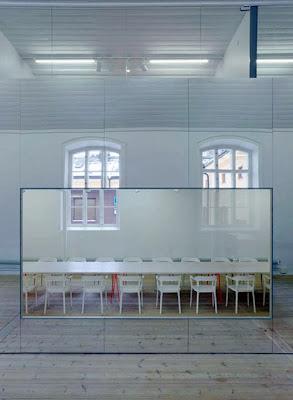 gambar desain ruang kantor minimalis 4