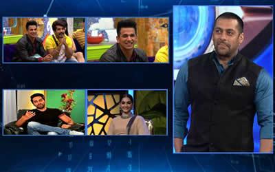Ayushmann Khurrana Sonam Kapoor Live Chat With Housemates