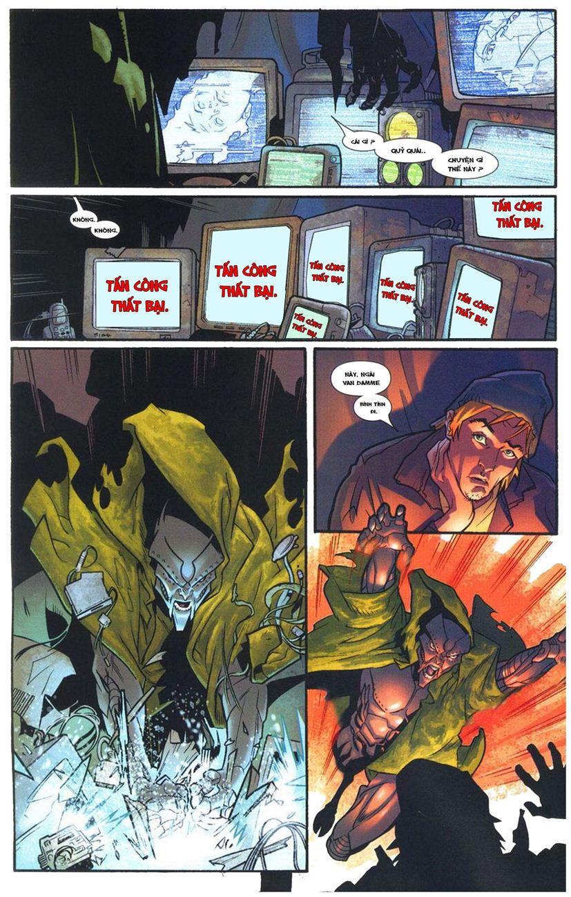 Ultimate Fantastic Four chap 10 - Trang 13