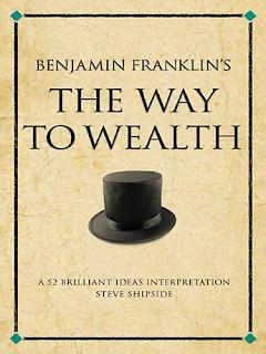 Benjamin Franklins The way to wealth frases de motivacion