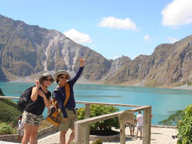 PINATUBO TOUR PACKAGES-PHP 1125 TO PHP 1750/PAX-WITH OR WITHOUT MANILA TRANSFER-ALL IN-ALL GROUPS