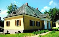 Dworek Mickiewiczów w Nowogródku - obecnie terytorium Białorusi
