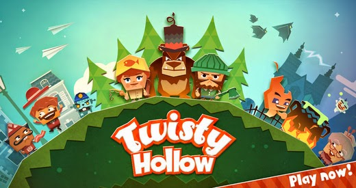 Twisty Hollow Gameplay