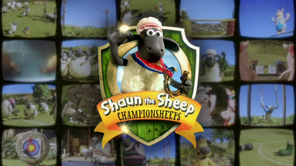 Shaun the Sheep Championsheeps Episode 1 - Watch cartoons ...