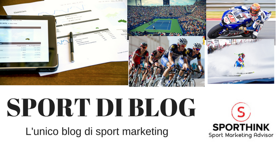 L'unico blog di Sport Marketing