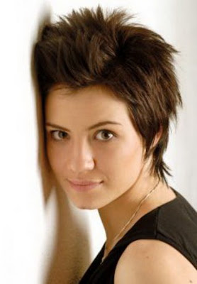 very short hairstyles cool layered 2012 trends very short hairstyles