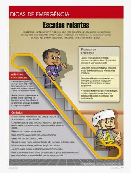 Criança na Escada Rolante