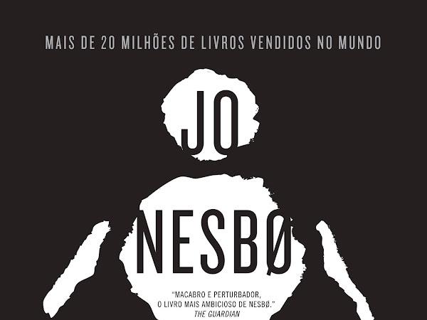 Lançamento destaque: Boneco de Neve, Jo Nesbo, Editora Record