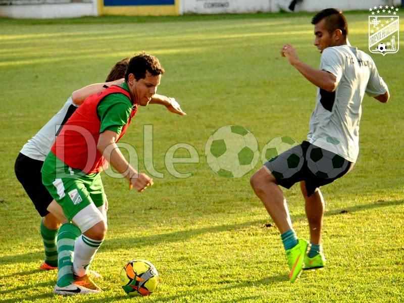 Oriente Petrolero - Marcelo Ferreira - Ricky Añez - DaleOoo.com sitio del Club Oriente Petrolero