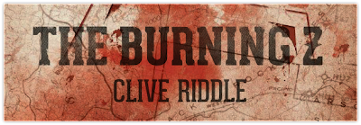 Book Blitz: The Burning Z by Clive Riddle