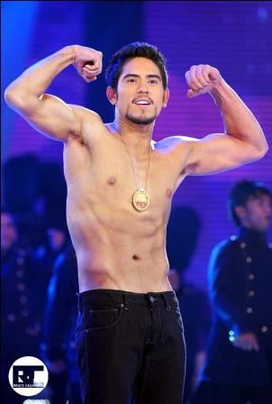 Diether Ocampo Body hot toddler: Gerald An...