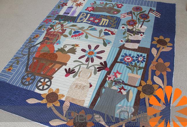 Piece N Quilt: Farm Fresh ~ A Buggy Barn Quilt : the quilt farm - Adamdwight.com