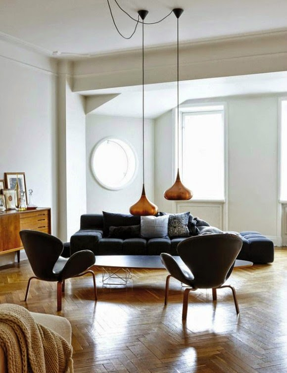 Scandi Living Room Ideas