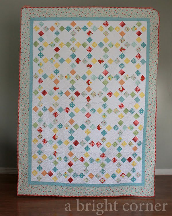 eQuilter Moroccan Tiles - Quilt Pattern by Heather Peterson
