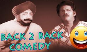 Iru Medhaigal : Sivaji Ganesan, Janagaraj, Back 2 Back Comedy Scenes