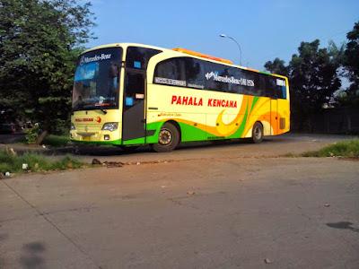 Harga Sewa Bus Pahala Kencana