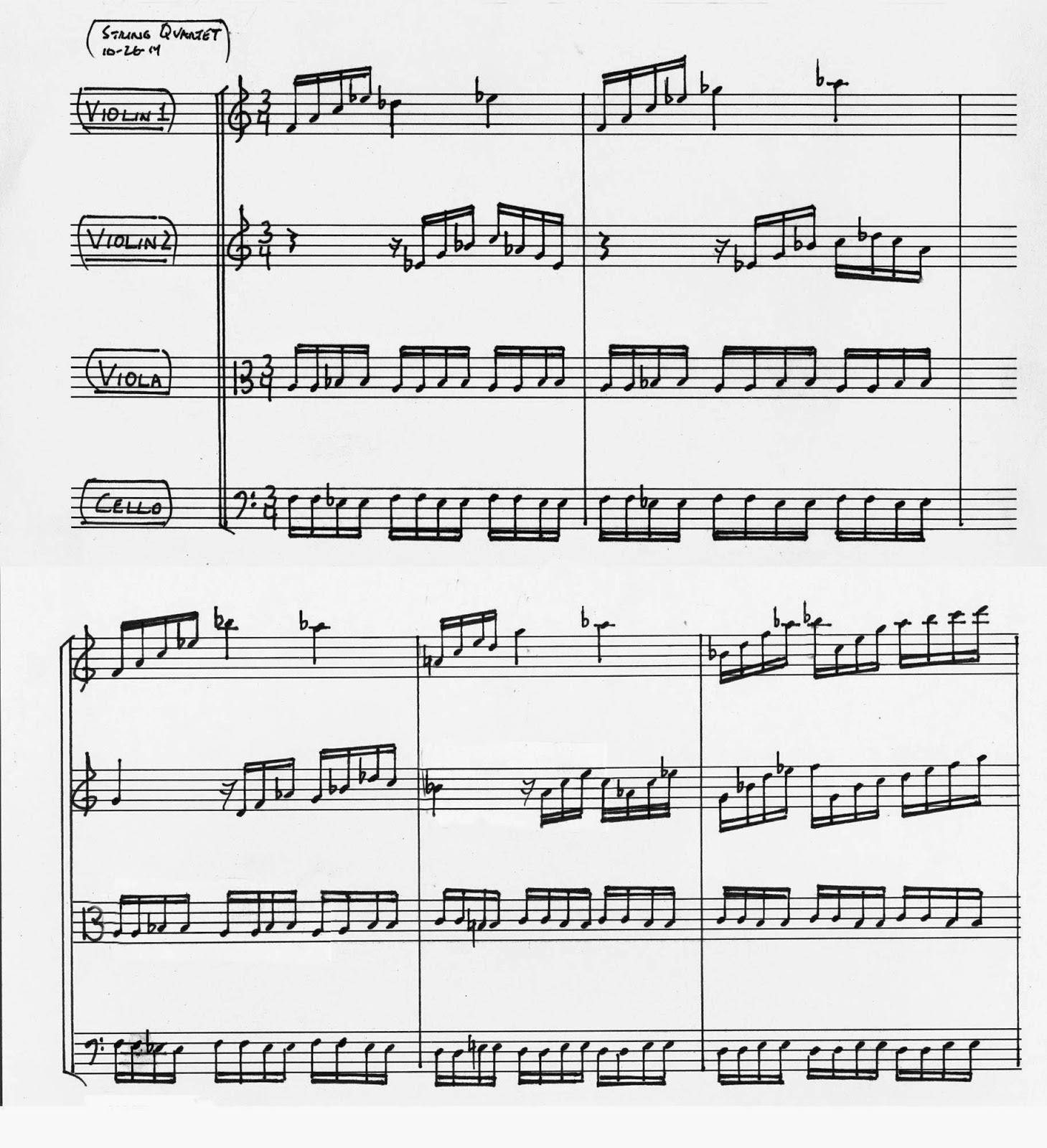 Piano Sheet Music For Shenandoah: Finding Beauty In Ephemera: Diabelli Project 085
