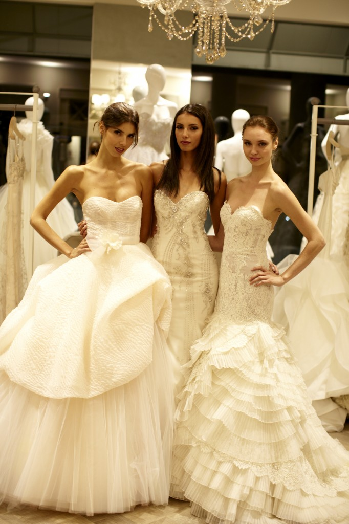 elegant wedding dresses 2013