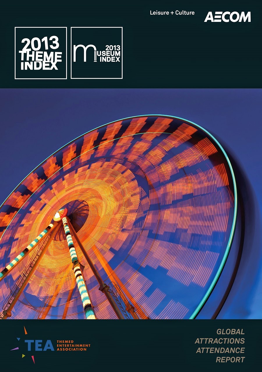 TEA/AECOM 2013 Theme Index & Museum Index is published