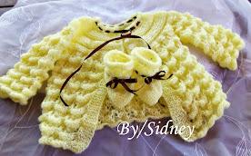 Casaquinho de tricot