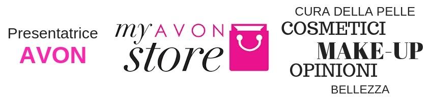 ISOLA DELLA BELLEZZA E IL MAKE-UP - Presentatrice Avon e Avon Store