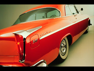 Muscle Car of the Week: 1955 Chrysler 300A