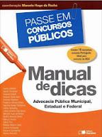 Manual de Dicas Advocacia Pública