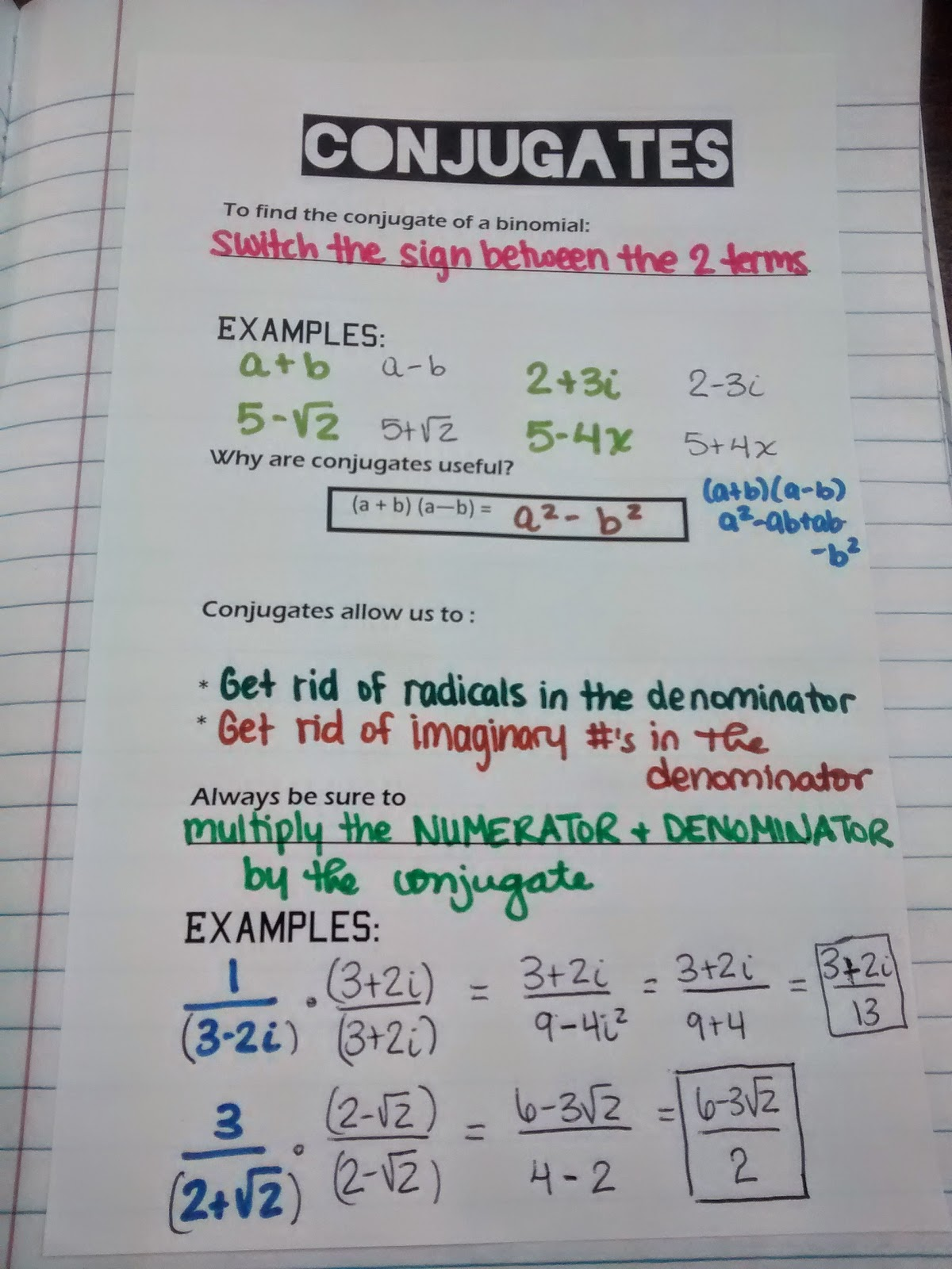 algebra 2 inverse notes Pre ap algebra 2 how we function cubic, inverse, rational, exponential, logarithmic, and polynomial functions link to the notes for algebra 2 remind 101.