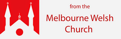 From the Melbourne Welsh Church