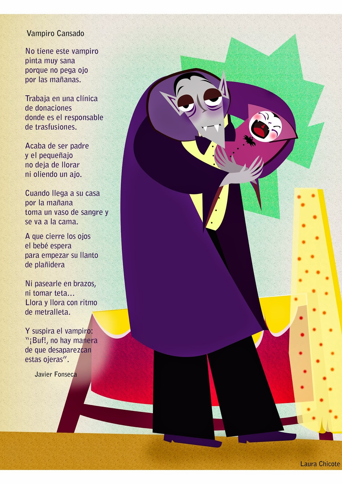 El blog de Javier Fonseca: Poemas para Halloween