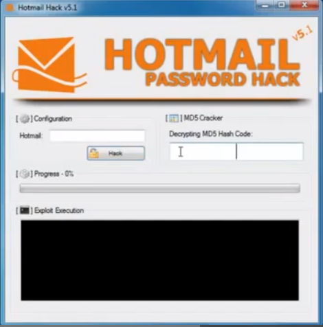 how to hack hotmail password 2013 free