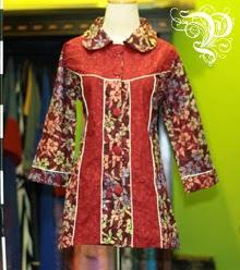 Foto Baju Batik Lurik Solo