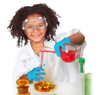 Science for children under five